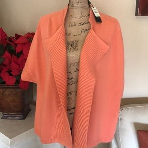 Talbot's Petite Open Front Cardigan NEW W TAGS 3XP